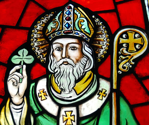 An Irish Blessing For You — In Honor Of St. Patrick's Day