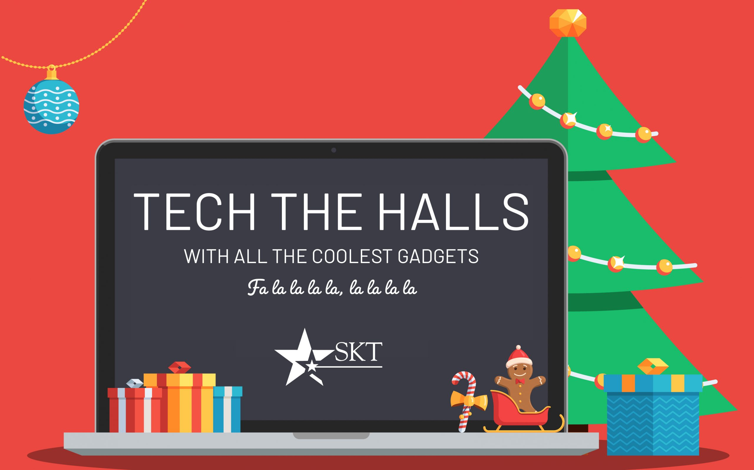 Tech the Halls Gift Guide: Smart Home Basics