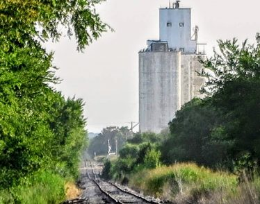 Skt News Article May 2019 Featured Image Char Burke Grain Elevator Directory Clearwater Kansas