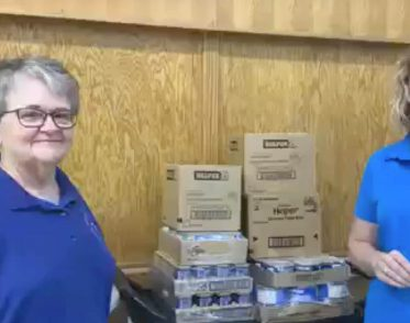 Skt News Article October 2019 Video Image Clearwater Food Bank