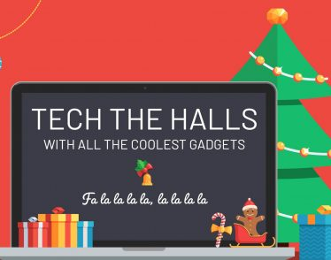 Skt News Article December 2019 Featured Image Tech The Halls Giveaway