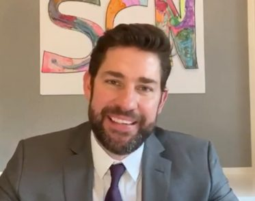 Skt News Article April 2020 Video Image Sgn John Krasinski