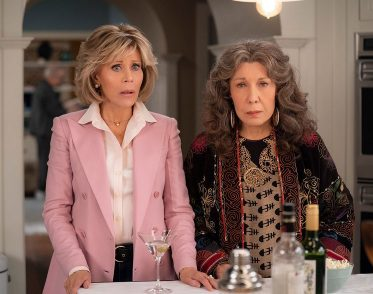 Skt News Article May 2020 Video Image Grace Frankie