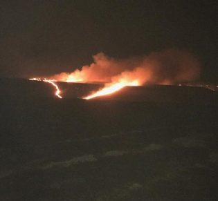 Skt News Article July 2020 Featured Image Rosalia Ranch Night Burn