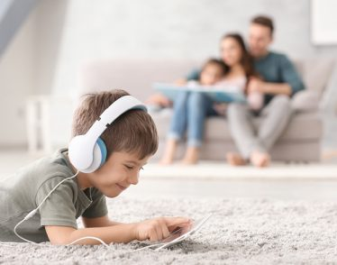 Skt News Article October 2020 Featured Image Podcasts Kid On Ipad