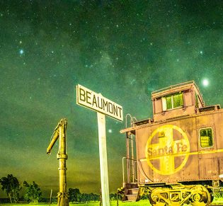 Skt News Article October 2020 Beaumont Hotel Caboose