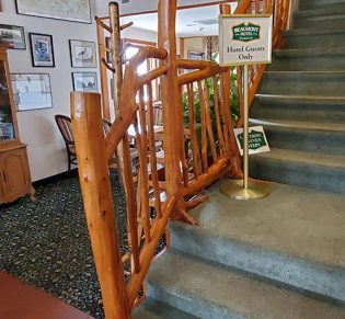 Skt News Article October 2020 Beaumont Hotel Staircase