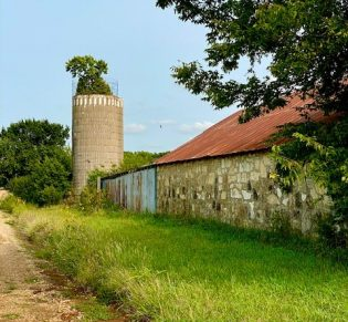 Michielle Doll — Old Stone Barn And Silo