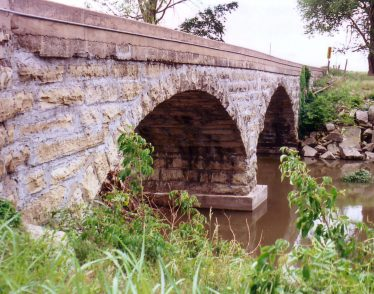 Arched Bridge Over Grouse Creek2