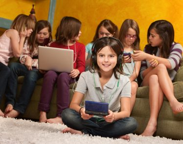 Kids Multiple Internet Devices