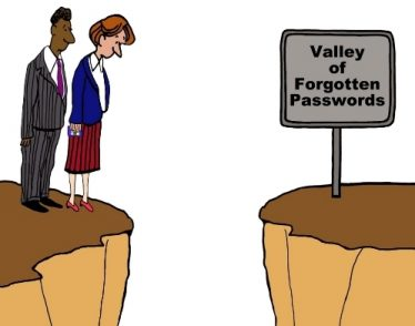 Forgotten Passwords 2