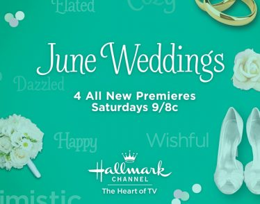 Hallmark June Weddings