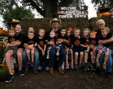 Skt News Article October 2018 Klausmeyer Dairy Farm Pumpkin Patch Family