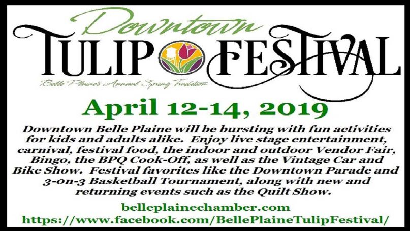 Tulip Time 2019 Page For InfoVue
