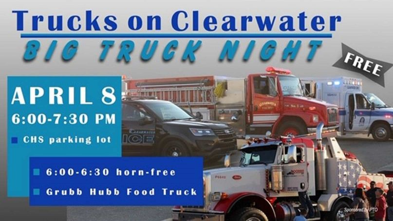Trucks On Clearwater 2019